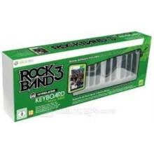 Clavier Rock Band 3 (jeu inclu)