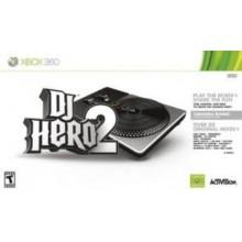 DJ Hero 2 Bundle avec 2 jeux