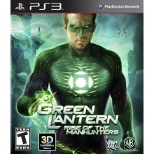 Green Lantern Rise of the Manhunter