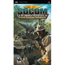 Socom U.S.Navy Seals 2 Fireteam Bravo (EN)