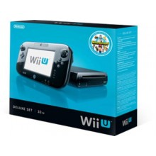 Wii U Deluxe Set 32Go