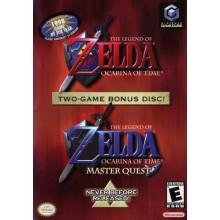 Zelda Ocarina of Time Master Quest