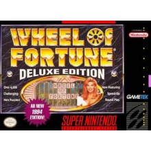 Wheel of Fortune Deluxe!