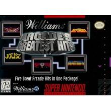 Williams Arcade's Greatest Hits