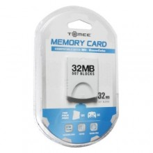 Carte Mémoire 32MB pour Wii/Gamecube
