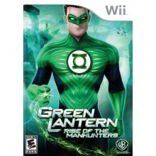 Green Lantern: Rise of the Manhunters