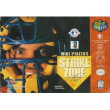 Mike Piazza's StrikeZone