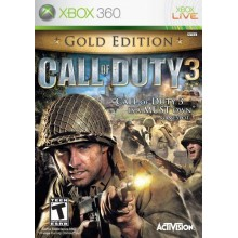 Call of Duty 3 Gold Edition