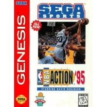 NBA Action '95 starring David Robinson