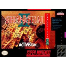 Shanghai II: Dragon's Eye