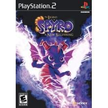 Legend of Spyro A New Beginning