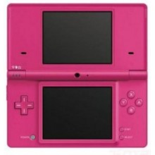 Nintendo DSi Rose