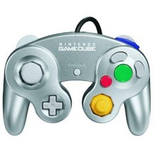 Manette Game Cube Officielle Platinum