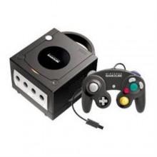 Nintendo Gamecube Noire