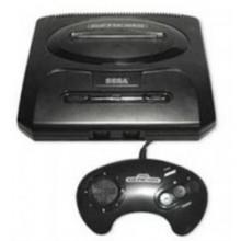 Console Sega Genesis 2