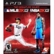 MLB 2K13/NBA 2K13 Combo Pack