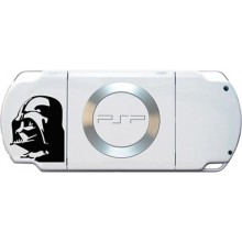 Console PSP 2001 Blanche Star Wars Edition