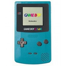 Nintendo Game Boy Color Aqua