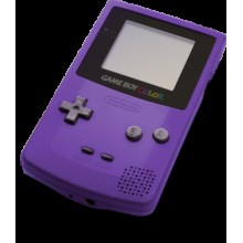 Game Boy Color Mauve