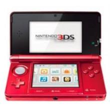 Nintendo 3DS Rouge