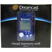 Dreamcast Visaul Memory Unit