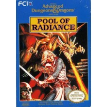 Advanced Dungeons and Dragons Pool of Radiance