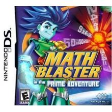 Math Blaster in the Prime Adventure