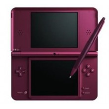 Console Nintendo DSi XL Burgundy