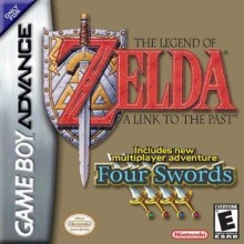 Zelda Link to the Past