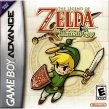 Zelda Minish Cap