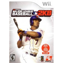 2k Sports Major League Baseball 2K8