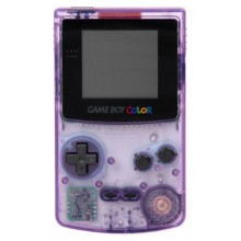 Console Nintendo Game Boy Color Atomic Purple