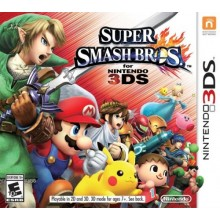 Super Smash Bros for Nintendo 3DS (FR)