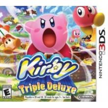 Kirby Triple Deluxe (FR)