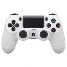 Manette sans fil Dualshock 4 Blanche pour PlayStation 4
