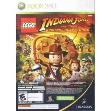 LEGO Indiana Jones and Kung Fu Panda Combo