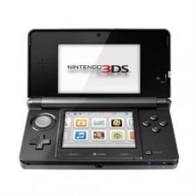 Nintendo 3DS Cosmo Black