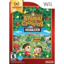Animal Crossing City Folk: Nintendo Selects