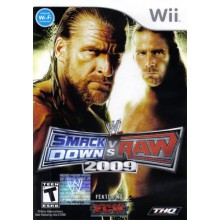 Smack Down Vs Raw 2009