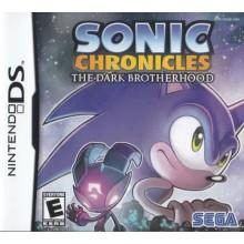 Sonic Chronicles The Dark Brotherhood