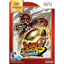 Mario Strikers Charged nintendo Selects