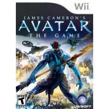 Avatar The Game Wii