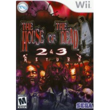 The House of Dead 2 & 3 Return