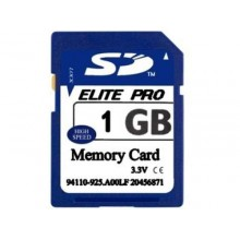 Carte Mémoire SD 4G