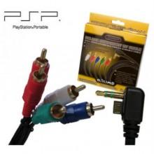 Câble Composante A/ pour PSP