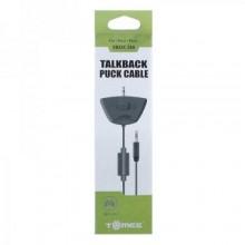 Câble pour micro de casque d'écoute