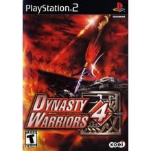 Dynasty warrior 4