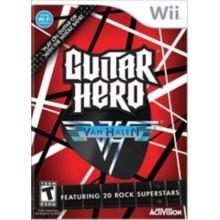 Guitar Hero Van Halent