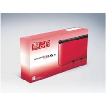 Nintendo 3DS XL Rouge