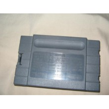 Super Nintendo Cleaning Cartridge